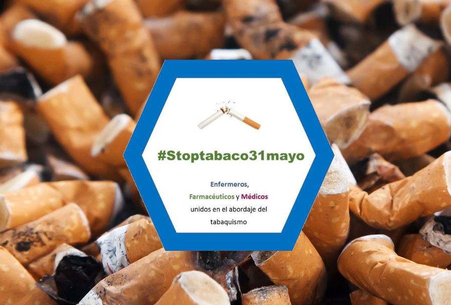 La ASD avala el proyecto #Stoptabaco31mayo
