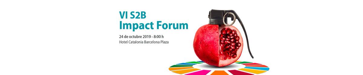 S2B Impact forum 2019