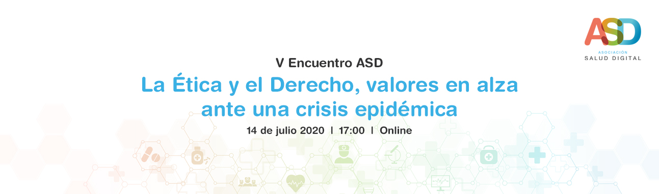 V Encuentro ASD: La Ética y el Derecho