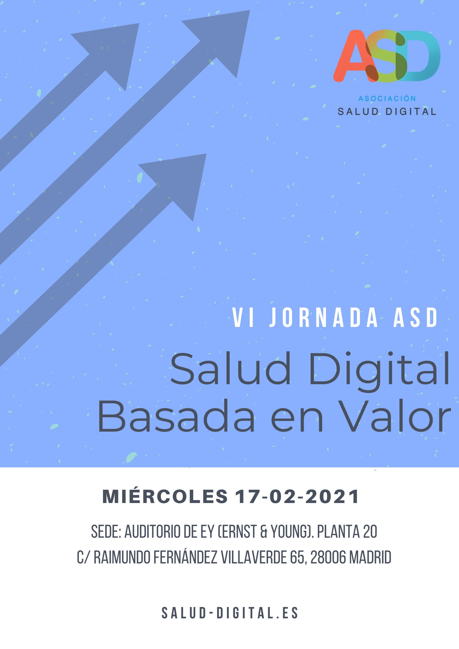 Save the Date: VI Jornada ASD