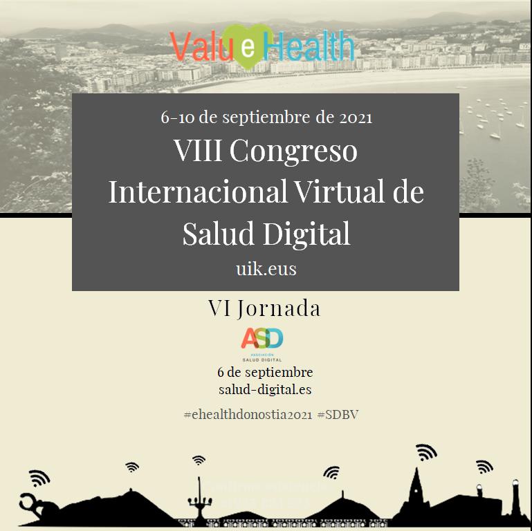 VIII Congreso Internacional de Salud Digital